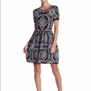 Romeo & Juliet Couture, Intarsia Knit Dress